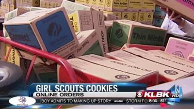News video: Girl Scouts Cookie